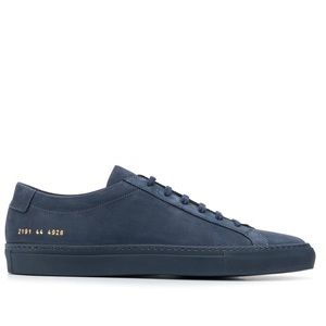 Navy Blue Common Projects